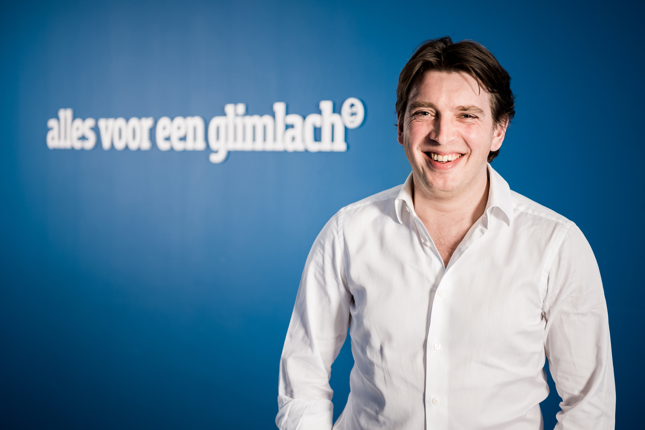 Pieter Zwart (CEO Coolblue)